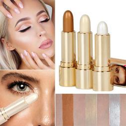 Shimmer Highlight Contour Stick Makeup Body Face Concealer P