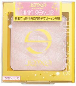 Excel Shiny powder N SN01 Silver pink 4.3 g Highlight Powder