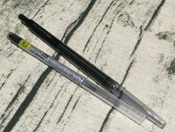 Single Black Body Uni Ball Style Fit Pen 0.38mm Refill Japan