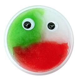 callm Slime Clay Toy,Color Eye Coloring Mixing Cloud Slime S