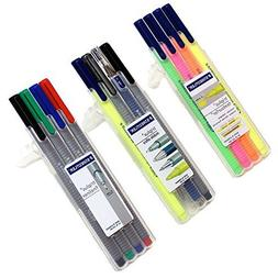 STAEDTLER Triplus Mobile Office,Triplus Textsurfer Highlight