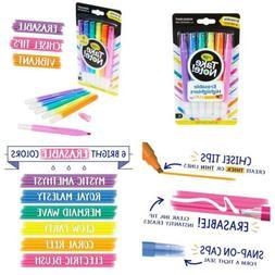Crayola Take Note! Erasable Highlighters, School Supplies, 6