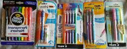 Crayola Take Note Markers-FriXion Erasable-Bic Velocity-Bic