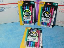 Crayola take note! washable gel pens  & erasable highlighter