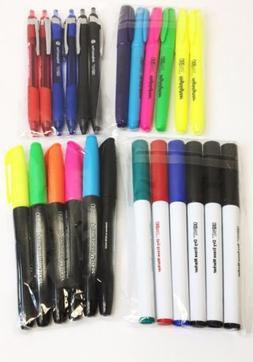 Case Mate - Teachers Writing Set of 20 highlighters dry eras