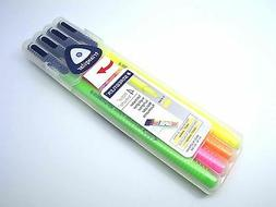 Staedtler Textsurfer 362SB4 Highlighter Thin 4 Colors set w/