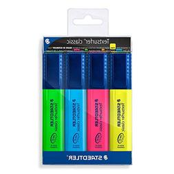 Staedtler Textsurfer Classic 364 Highlighter - Assorted Colo
