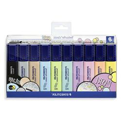 Staedtler Textsurfer Highlighter - Assorted Colours