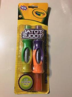 Crayola Total Tools Dual Color Highlighters Nontoxic Markers