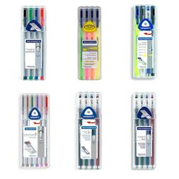 Staedtler Triplus Fineliner, Ball Point Pen, Highlighter, Mo