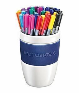 Staedtler Triplus Fineliner Pens Multicolored