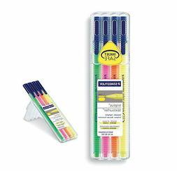 STAEDTLER Triplus Textsurfer 4Colors SET Fluorescent Pens Te
