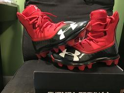 Under Armour UA Highlight  RM jr. Football Cleats Size 3y NI