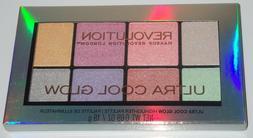 Makeup Revolution Ultra Cool Glow Highlighter Palette - 0.69