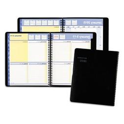 AT-A-GLANCE Weekly And Monthly Appointment Book 2015, QuickN