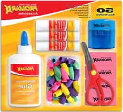 Promarx Writing Accessories, Multi-Pack
