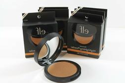 x6 Elf Highlighting Powder Bronzer Bronzed Glow # 83712 Full