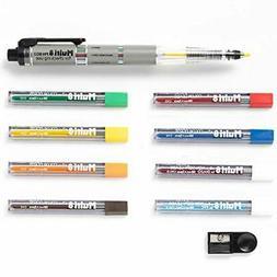 ya1001 Pentel Multi 8 Schreiber 6er-Farbset