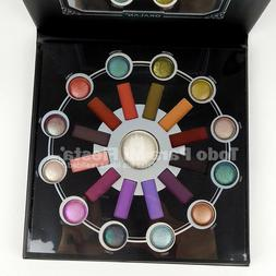 Okalan Zodiac Eyeshadow Palette Highlighter High Pigmented S